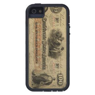 Caso confederado del iPhone de la moneda del Funda Para iPhone SE/5/5s