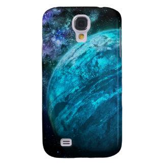 Caso congelado del iPhone 3G/3GS del planeta (mota Funda Para Galaxy S4