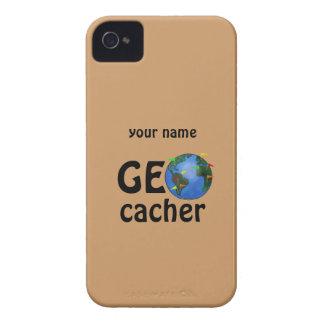 Caso conocido de encargo de Geocaching de la iPhone 4 Cárcasas