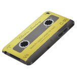 Caso conocido de encargo retro del tacto de iPod d Barely There iPod Cárcasas