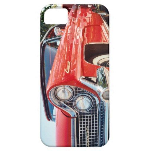 Caso continental 1959 del iPhone 5 de Lincoln iPhone 5 Case-Mate Fundas