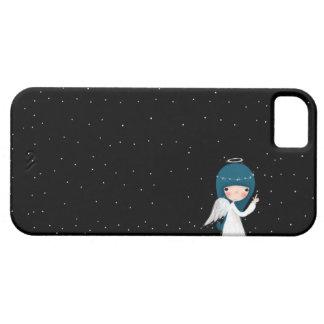 caso coreano del iphone del ángel iPhone 5 carcasas