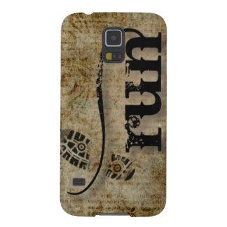 Caso corriente por la joyería de Vetro Carcasa Galaxy S5