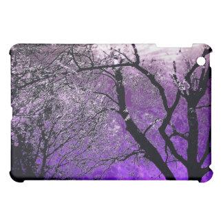 Caso crepuscular del iPad del árbol de la neblina