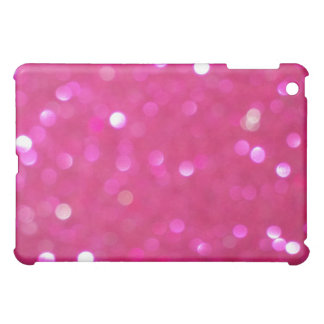 Caso cristalino bling del iPad del brillo femenino