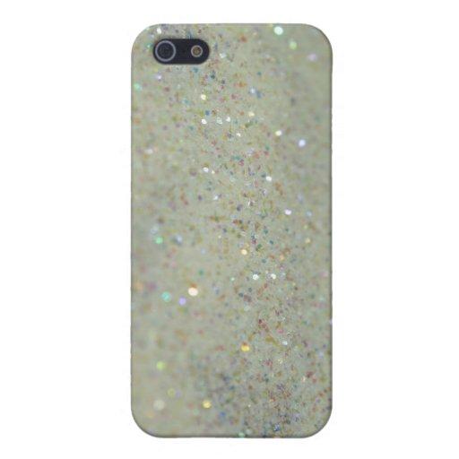 Caso cristalino del iPhone 4 del brillo de la chis iPhone 5 Cárcasa