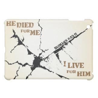 Caso cristiano del iPad: Él murió por mí que vivo