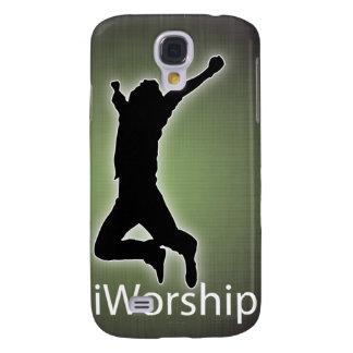 Caso cristiano del iPhone 3G: iWorship Funda Para Galaxy S4