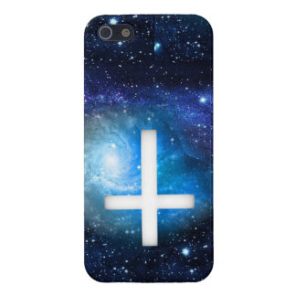 Caso cruzado al revés de Galazy iPhone 5 Carcasa
