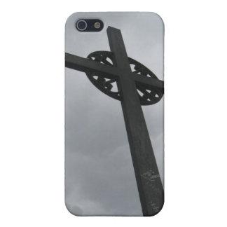 Caso cruzado del iphone iPhone 5 fundas