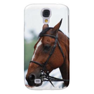 Caso cuarto del iPhone 3G del perfil del caballo