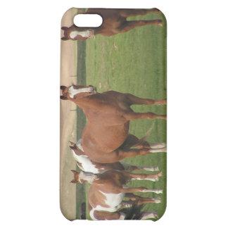 Caso cuarto del iPhone 4 de la manada del caballo
