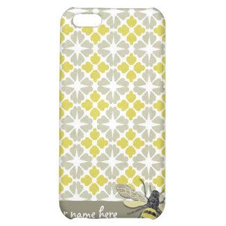 Caso cubierta del iPhone 4 de la abeja de Haute