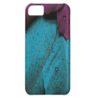 Caso cubierto de rocio del iPhone 5 Funda Para iPhone 5C