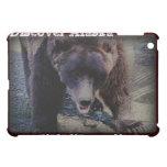 Caso de Alaska de IPad del oso grizzly