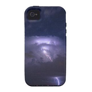 Caso de aligeramiento Case-Mate iPhone 4 fundas
