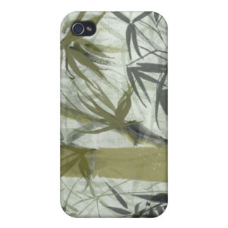 Caso de Bamboooo iPhone 4 Protector