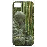 Caso de bambú de Buda iPhone5 iPhone 5 Case-Mate Protectores