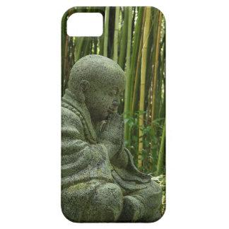Caso de bambú de Buda iPhone5 iPhone 5 Carcasas
