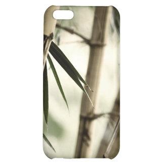 Caso de bambú del iPhone 4