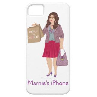 Caso de Barely There de la casamata del iPhone 5 iPhone 5 Case-Mate Protectores