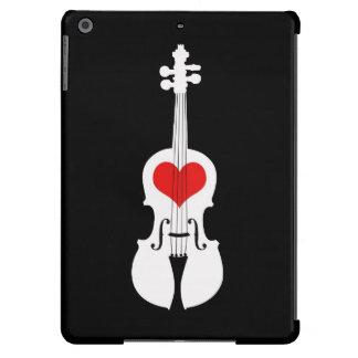 Caso de Barely There del aire del ipad del violín Funda iPad Air