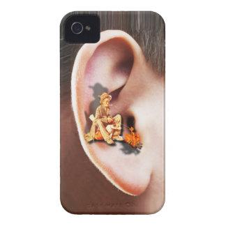 """Caso de Barely There del iPhone 4 de la """"trainera  Case-Mate iPhone 4 Protector"""