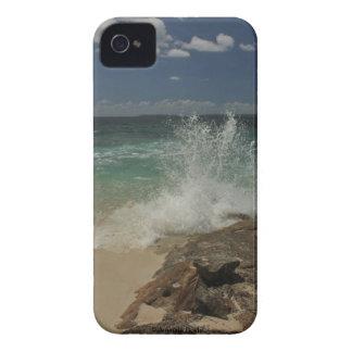 Caso de Barely There del iPhone 4 del aerosol de iPhone 4 Case-Mate Carcasas