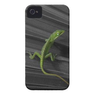 Caso de Barely There del iPhone 4 del lagarto Case-Mate iPhone 4 Carcasas