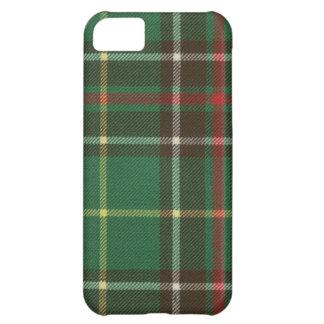 Caso de BARELY THERE del iPhone 5 del tartán de Te Funda Para iPhone 5C