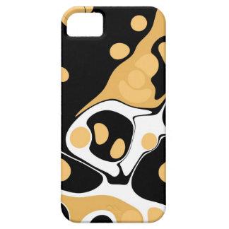 caso de Barely There del iPhone 5 en el mármol de  iPhone 5 Protector
