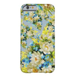 Caso de Barely There del iPhone 6 de la flor del Funda Barely There iPhone 6