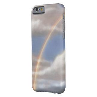 Caso de Barely There del iPhone 6 del arco iris Funda Barely There iPhone 6