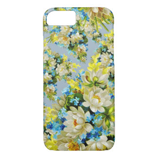 Caso de Barely There del iPhone 7 de la flor del Funda iPhone 7