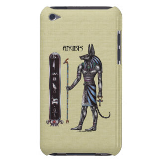 Caso de Barely There del tacto de Anubis iPod iPod Touch Case-Mate Fundas