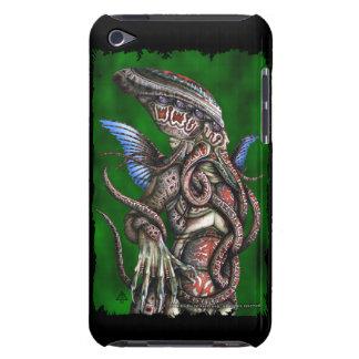 Caso de Barely There del tacto de Cthulhu iPod iPod Case-Mate Cárcasas