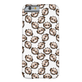 Caso de Barely There Iphone 6 de los pescados del Funda Barely There iPhone 6