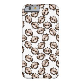 Caso de Barely There Iphone 6 de los pescados del Funda De iPhone 6 Barely There