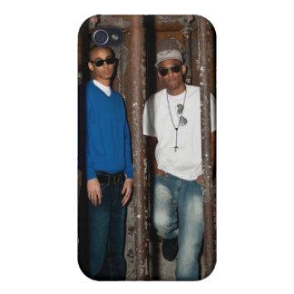 Caso de BAU Iphone 4 iPhone 4 Protectores