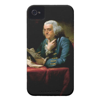 Caso de Ben Franklin Blackberry iPhone 4 Fundas