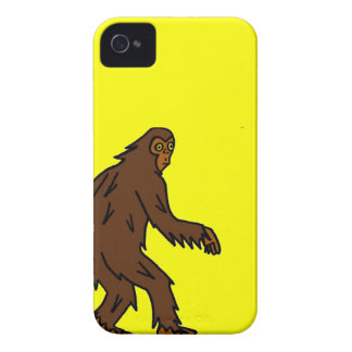 caso de Bigfoot Carcasa Para iPhone 4 De Case-Mate