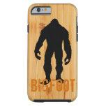 Caso de Bigfoot Iphone 6 Funda De iPhone 6 Tough