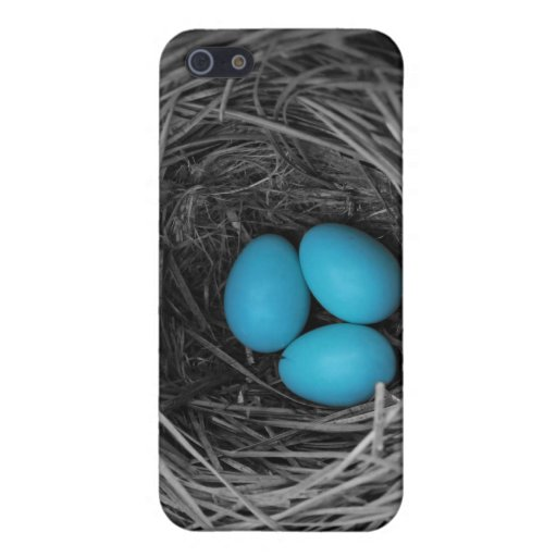 Caso de Blubird IPhone iPhone 5 Cárcasa