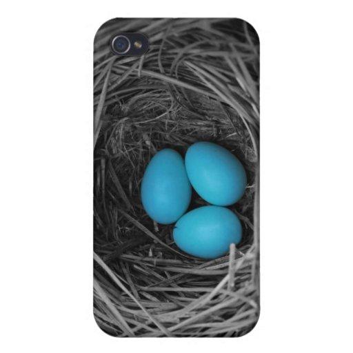Caso de Blubird IPhone iPhone 4 Carcasa