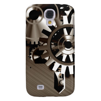 Caso de bronce del iPhone 3 de Steampunk