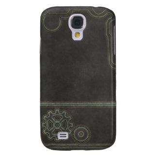 Caso de bronce del iPhone de Steampunk