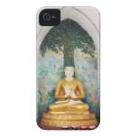 Caso de Buda iPhone 4 Case-Mate Cobertura