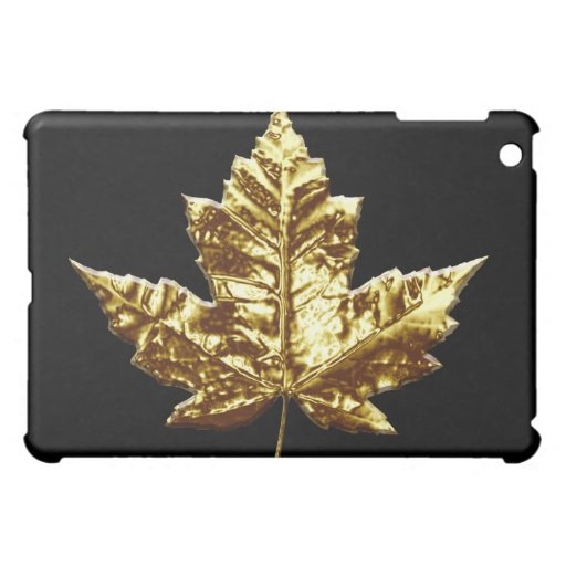 Caso de Canadá del iPad de la medalla de oro del c