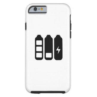 Caso de carga del iPhone 6 del pictograma Funda Resistente iPhone 6