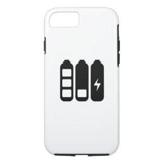 Caso de carga del iPhone 7 del pictograma Funda iPhone 7